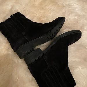 Gently Used Booties